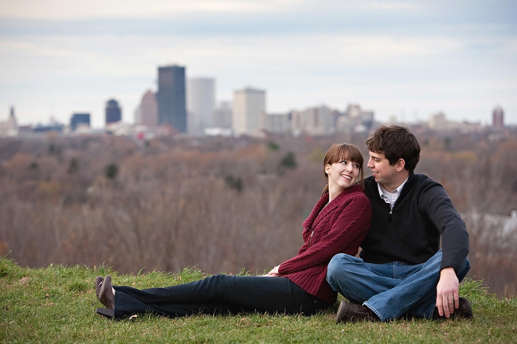 Meagan & Chris