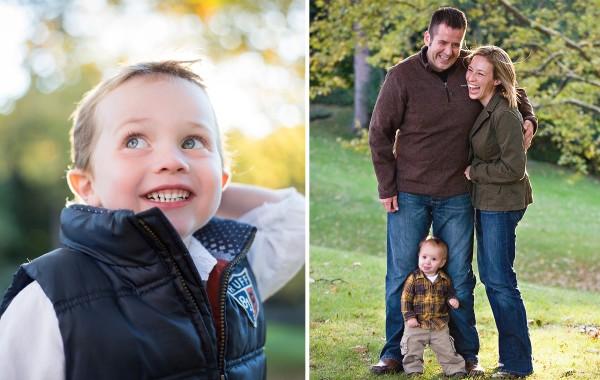 Cameron & Monahan Family