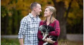 Melissa, James and Autumn •Rochester Engagement Photographer
