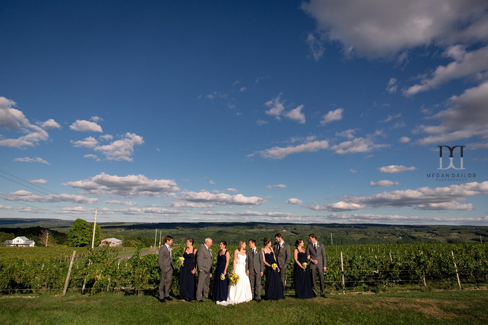 heron hill wedding