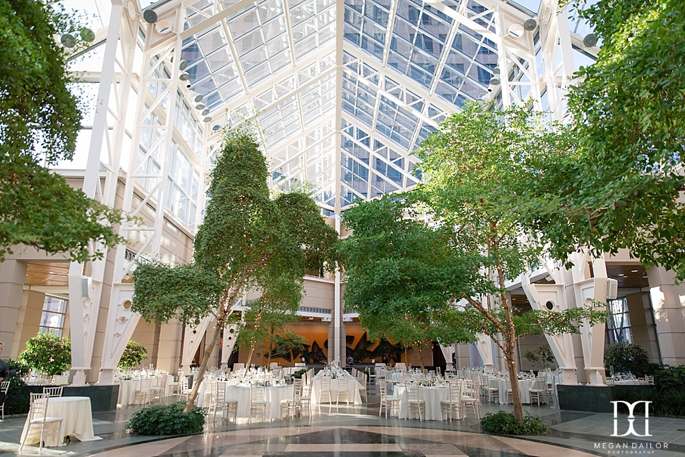 Wintergarden Wedding