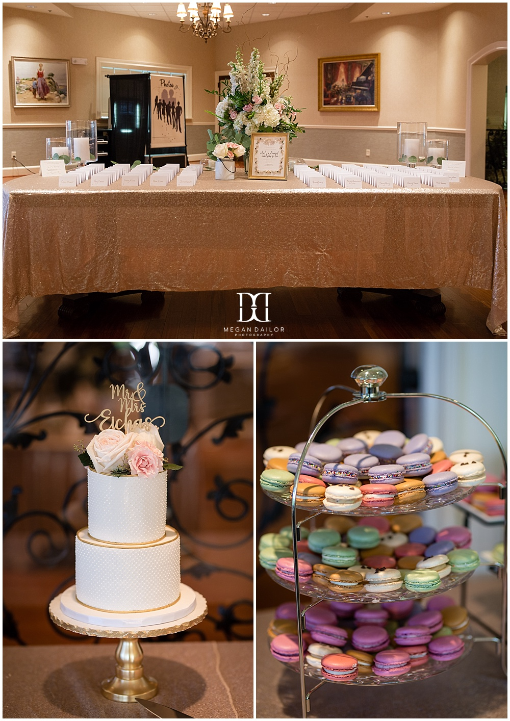Irondequoit Country Club Wedding