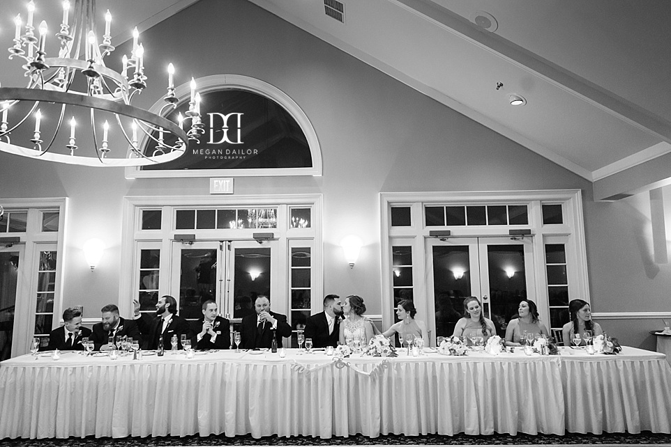 Cobblestone Creek Country Club Wedding
