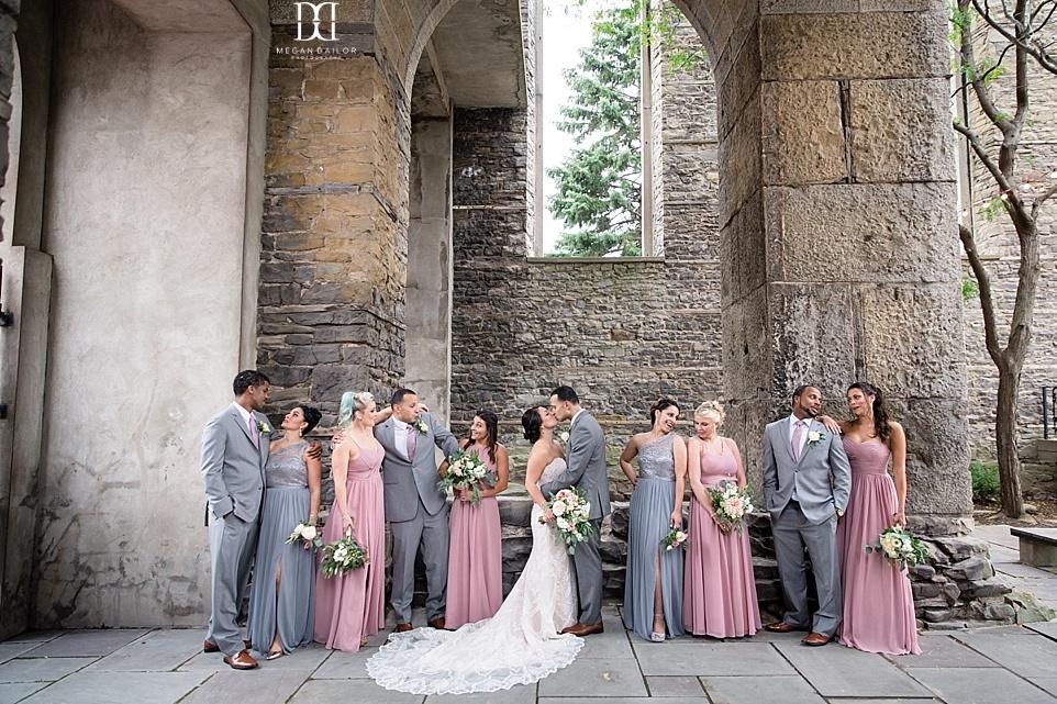 arbor loft wedding