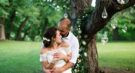 Naomi & Clay • Glen Iris Inn Wedding