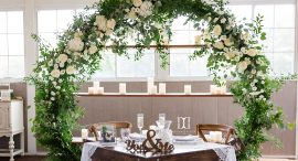 Jerris Wadsworth Wedding Barn • Lisa & Andrew