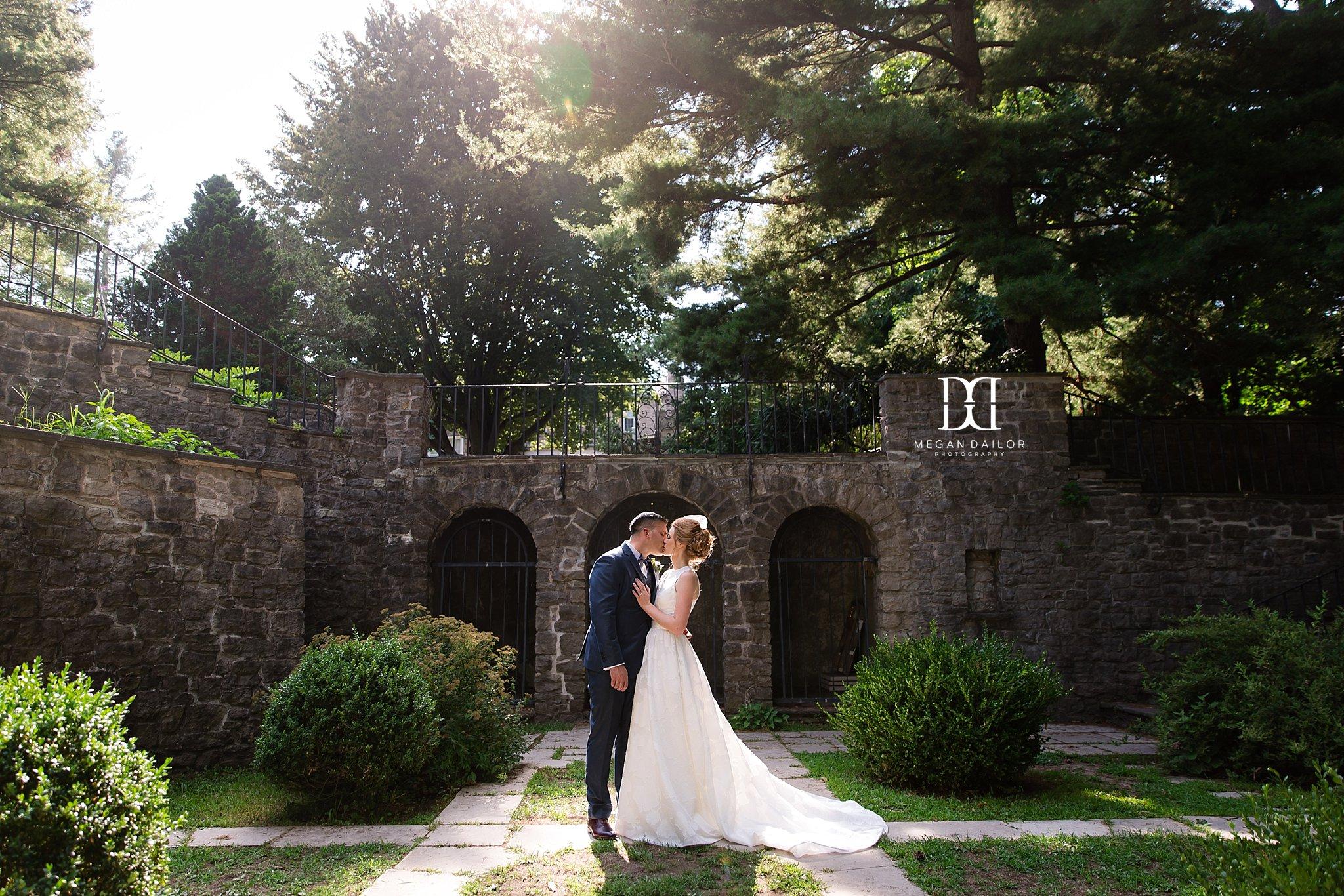 Sunken Gardens Wedding Photos