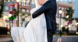 Hilton Garden Inn College Town Wedding • Carol & Mark