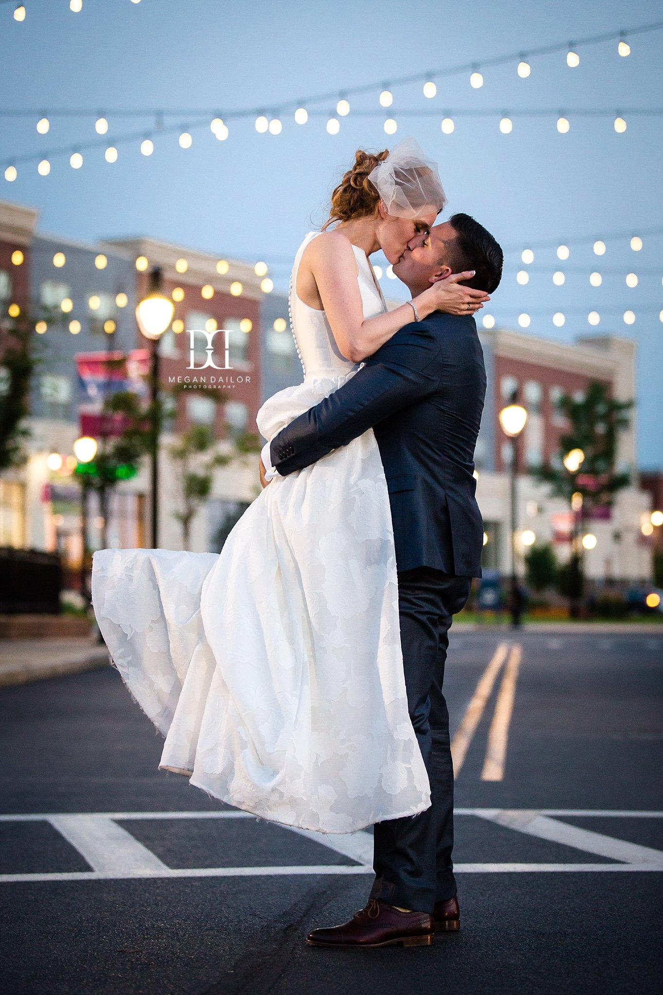 Hilton Garden Inn College Town Wedding