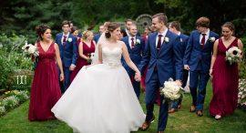 Hyatt Rochester Wedding •Caitlin & Fred