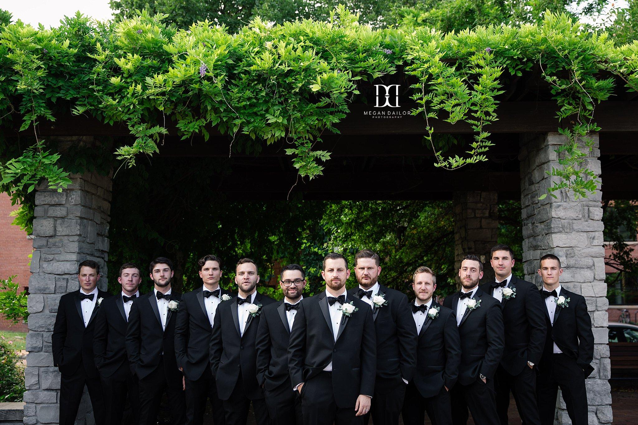 Hotel Syracuse Wedding