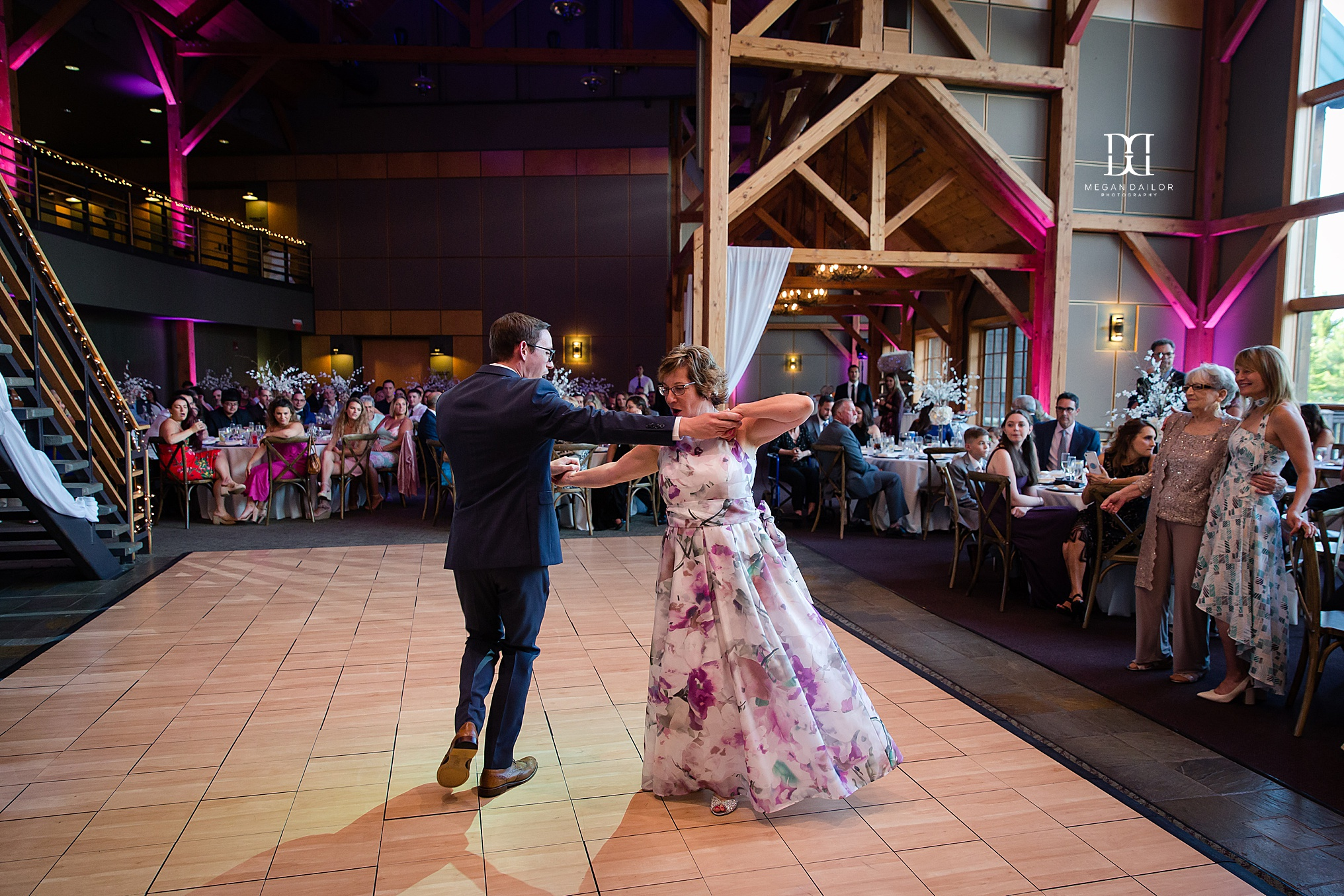 The Lodge Skaneateles Wedding