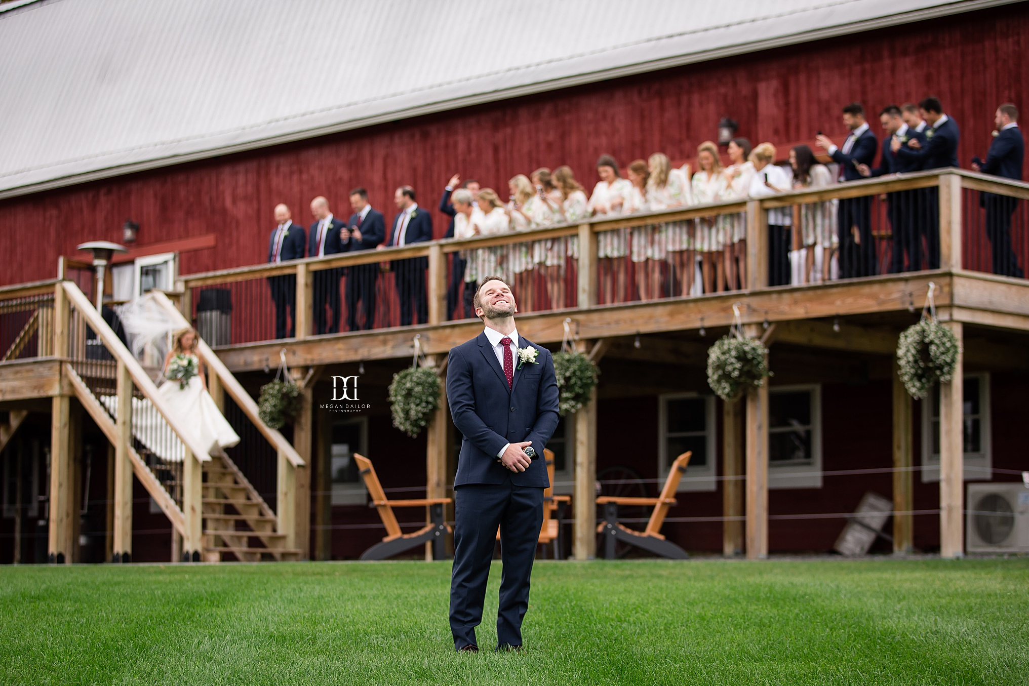Best View Barn Wedding