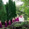 Sonnenberg Gardens Wedding Photos •Kelly & Billy