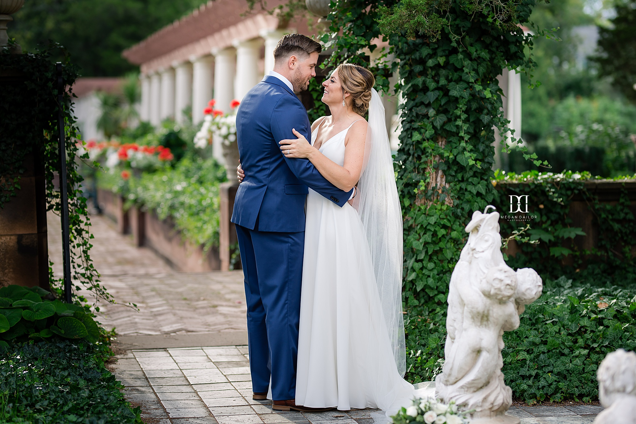 Sonnenberg Gardens Wedding Photos