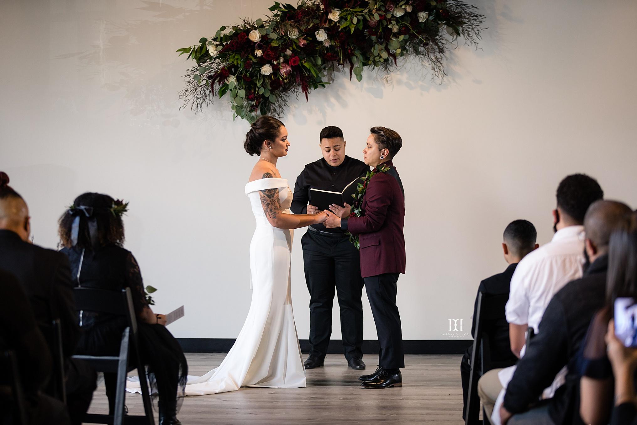 kin event space wedding