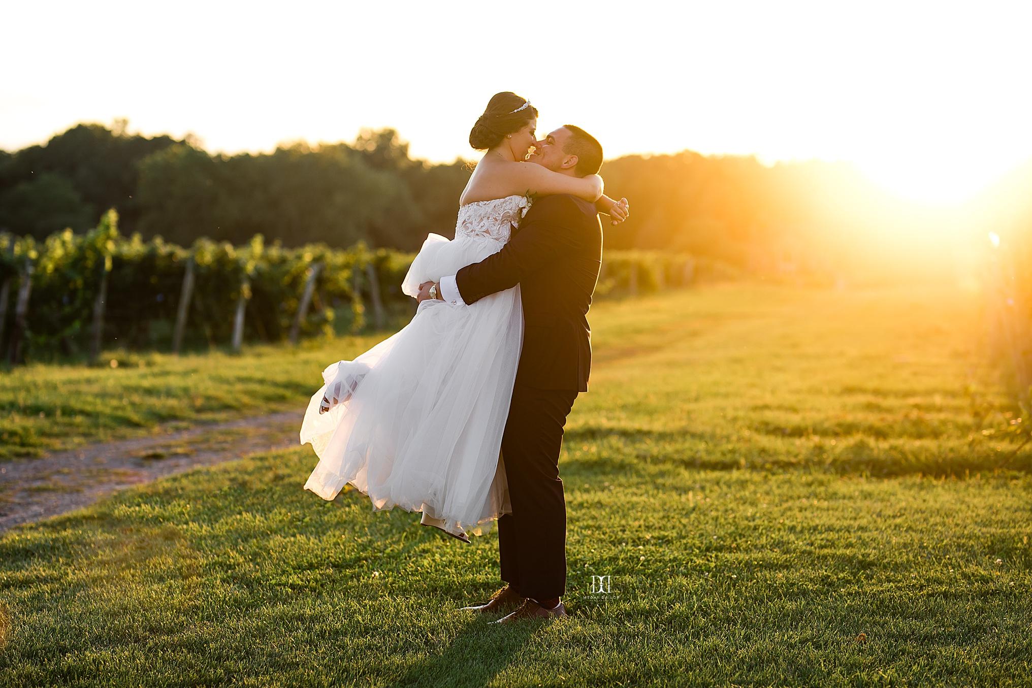 casa larga wedding photos